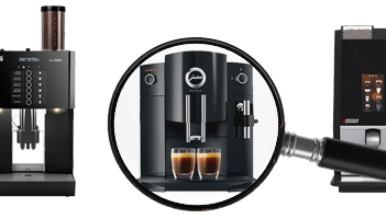 Find my perfect coffee machine