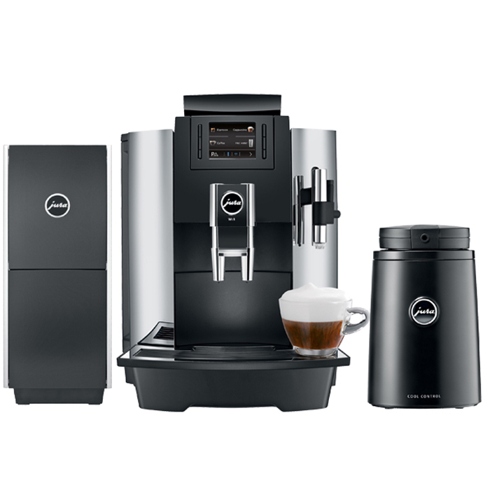 Jura WE8 Bean To Cup Coffee Machine To Lease & Buy alt-1