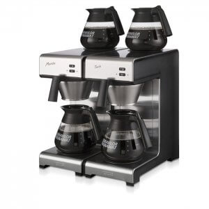 Bravilor Bonamat Mondo Twin commercial coffee machine - Bibium