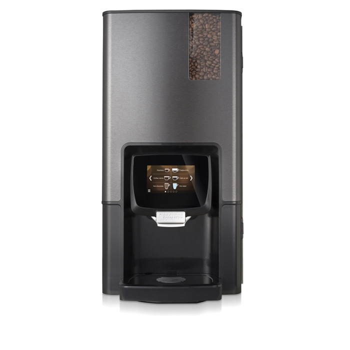 Bravilor Sego bean to cup coffee machine front view
