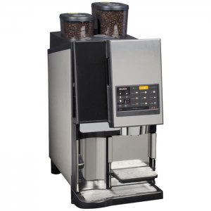 Bunn Espress Sure Tamp bean to cup coffee machine front view