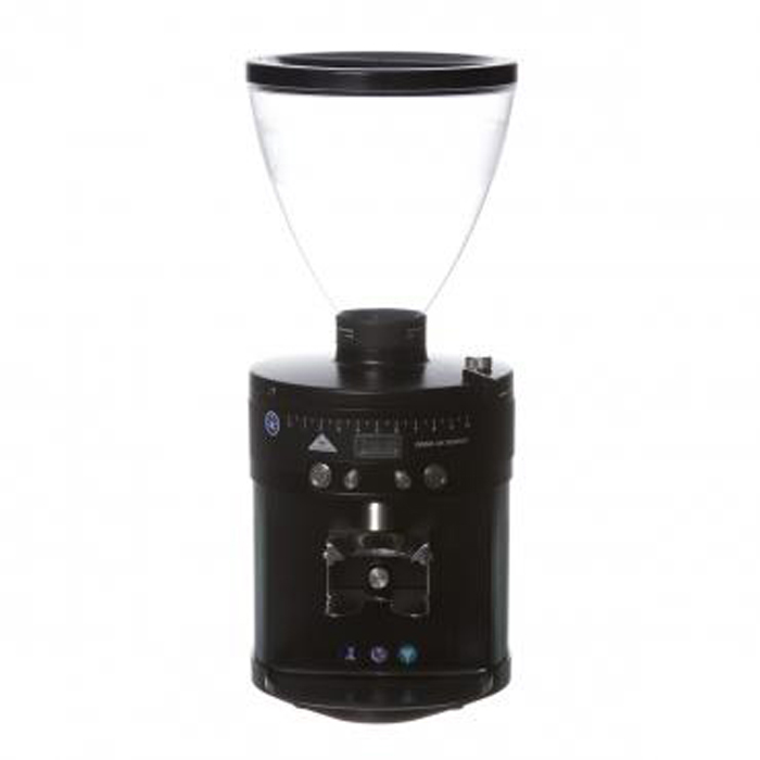 Mahlkonig K30 Air Whole Bean Coffee Grinder Front View Black Model
