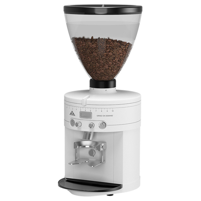 Mahlkonig K30ES Whole Bean Coffee Grinder Side View Black Model