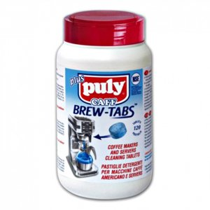Puly Caff Coffee Machine Cleaning Tablets