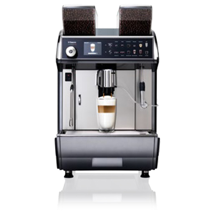 Saeco Idea Restyle Duo bean to cup coffee machine Front View