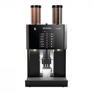 WMF 1200s bean to cup coffee machine front view