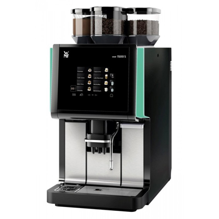 WMF 1500S Commercial Bean To Cup Coffee Machine alt-1
