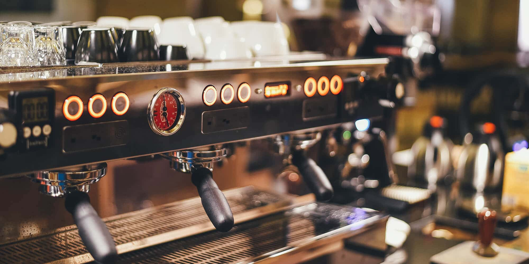 Affordable Commercial Espresso Machines