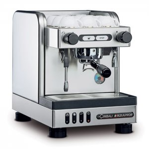 Cimbali M21 Junior 1 Group Espresso Coffee Machine Side View