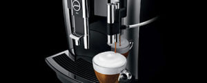 Jura WE8 Bean To Cup Coffee Machine To Lease & Buy alt-4
