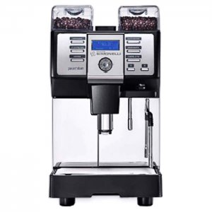 Nuova Simonelli ProntoBar Bean to cup coffee machine Front View