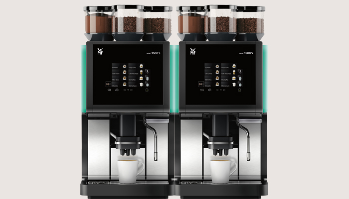 WMF 1500S Commercial Bean To Cup Coffee Machine alt-6