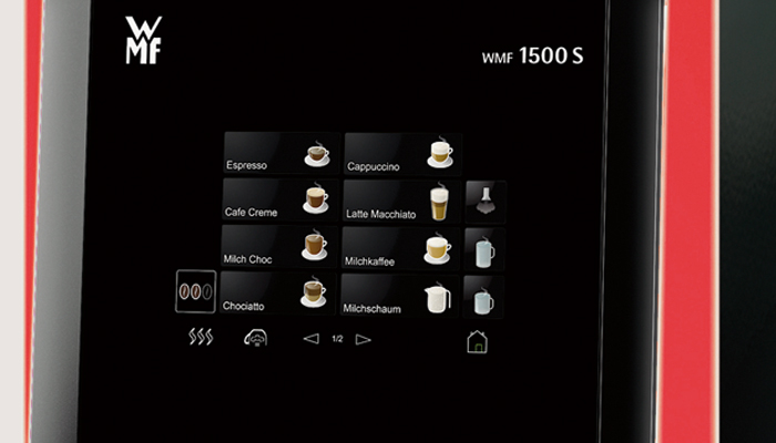 WMF 1500S Commercial Bean To Cup Coffee Machine alt-8
