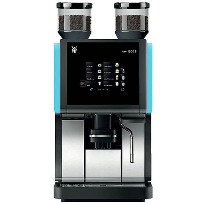 WMF 1500s Bean To Cup Office Coffee Machine Model 1