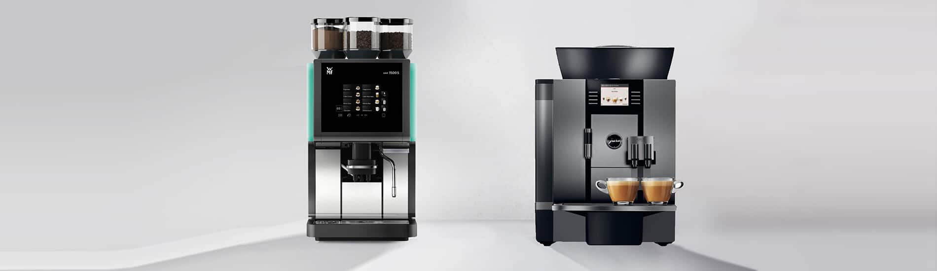 Private: Coffee Machine Comparison: WMF 1500s & Jura Giga X3