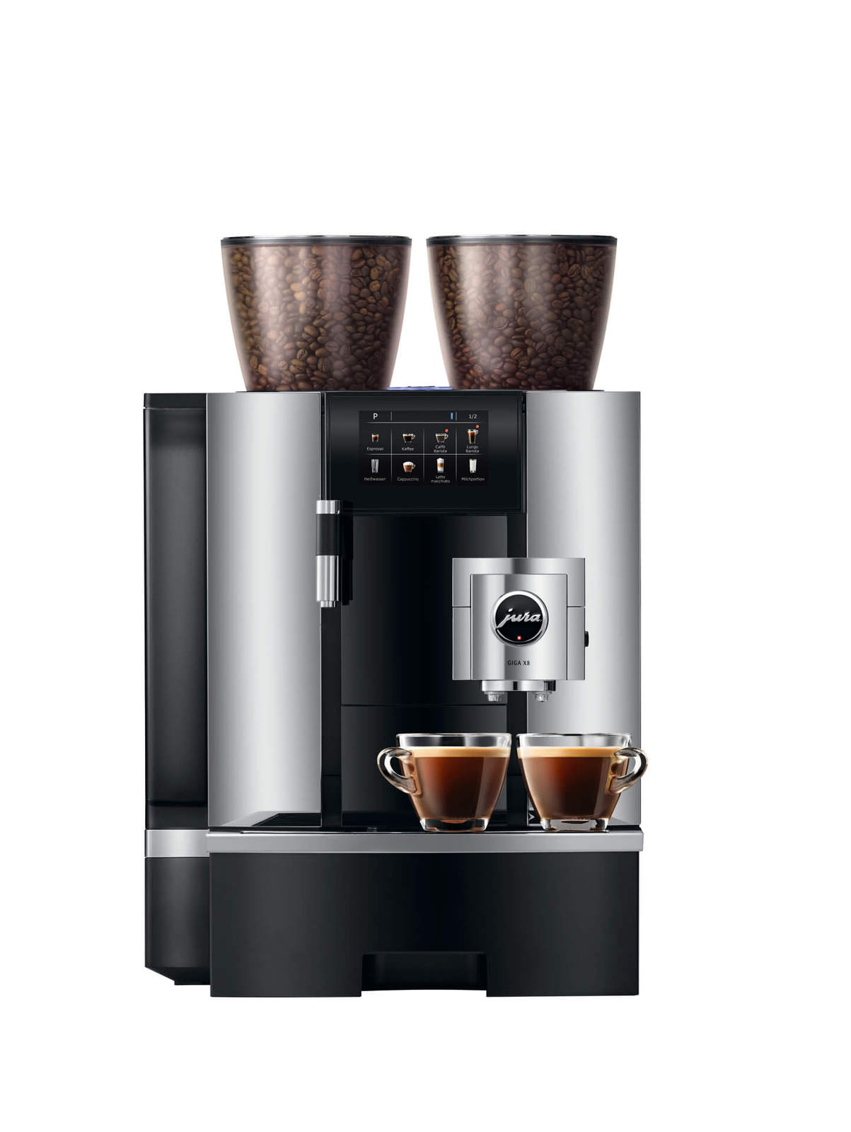 Jura Giga X8 Generation 2 Commercial Coffee Machine for the Office