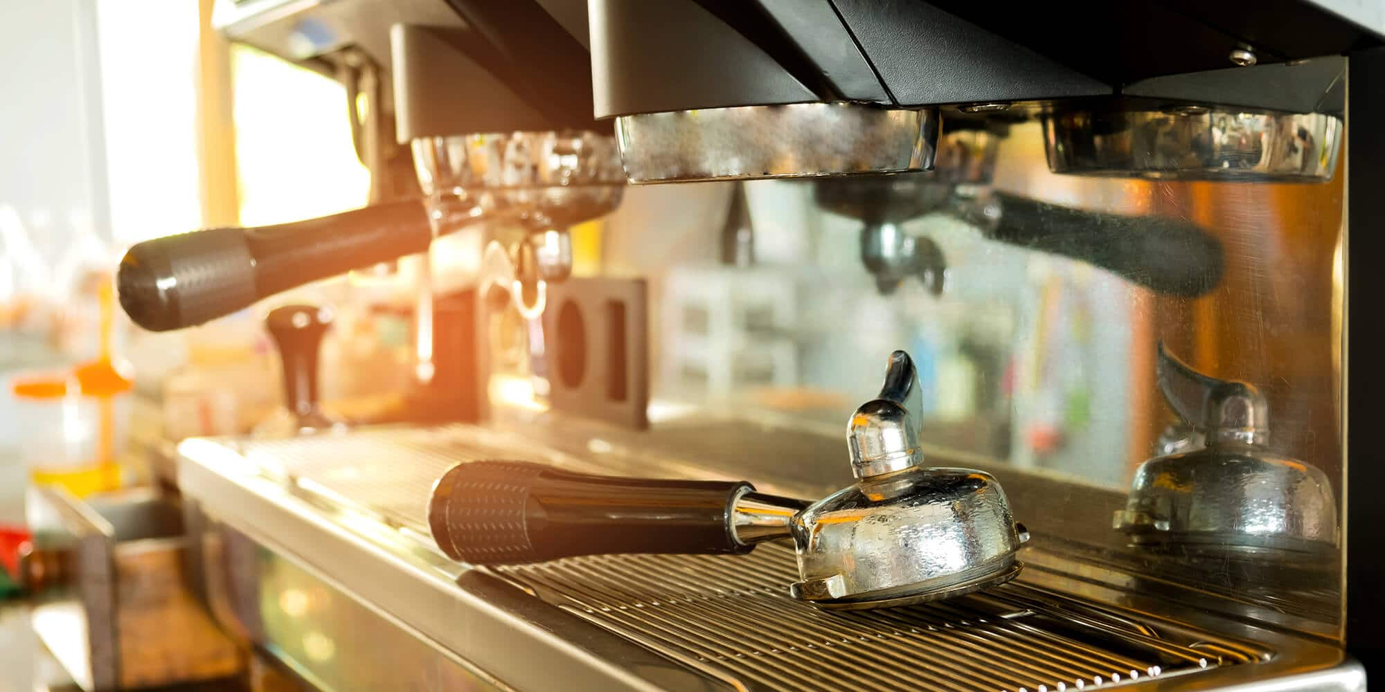 The 6 Most Beautiful Commercial Coffee Machines