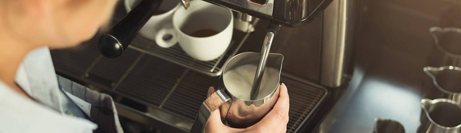 Which Commercial Coffee Machines Do the Pros Use?