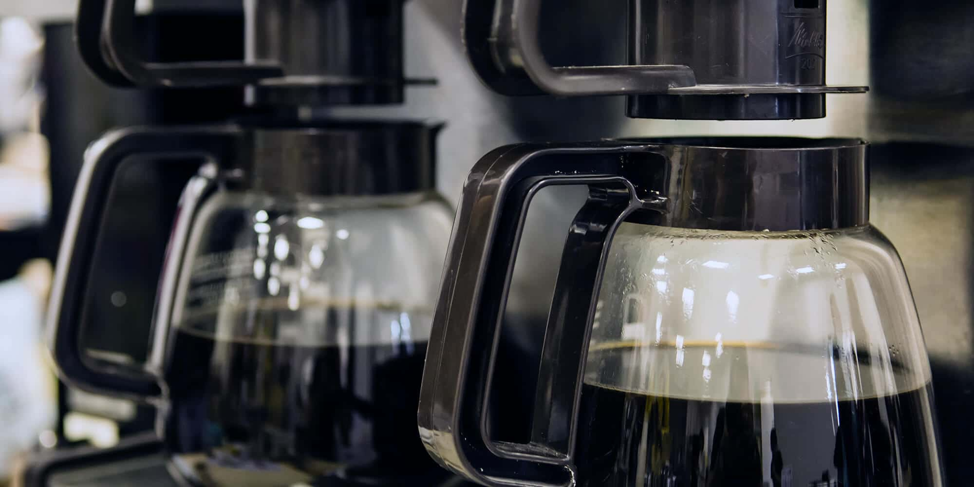 The 6 Best Filter Coffee Machines For Commercial Use in 2019