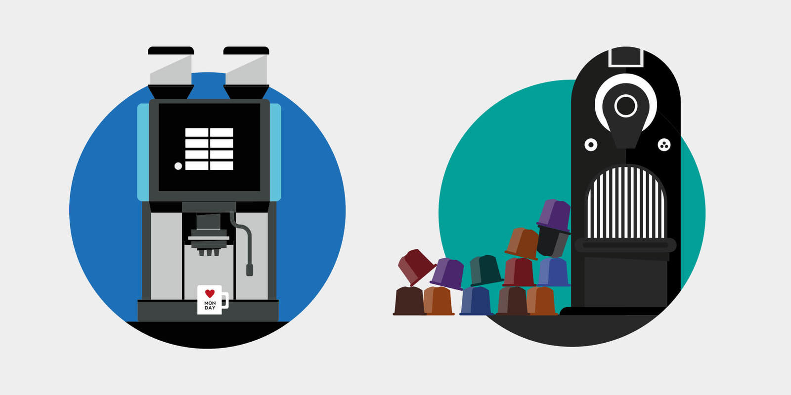 How to Choose the Perfect Coffee Machine for Your Office