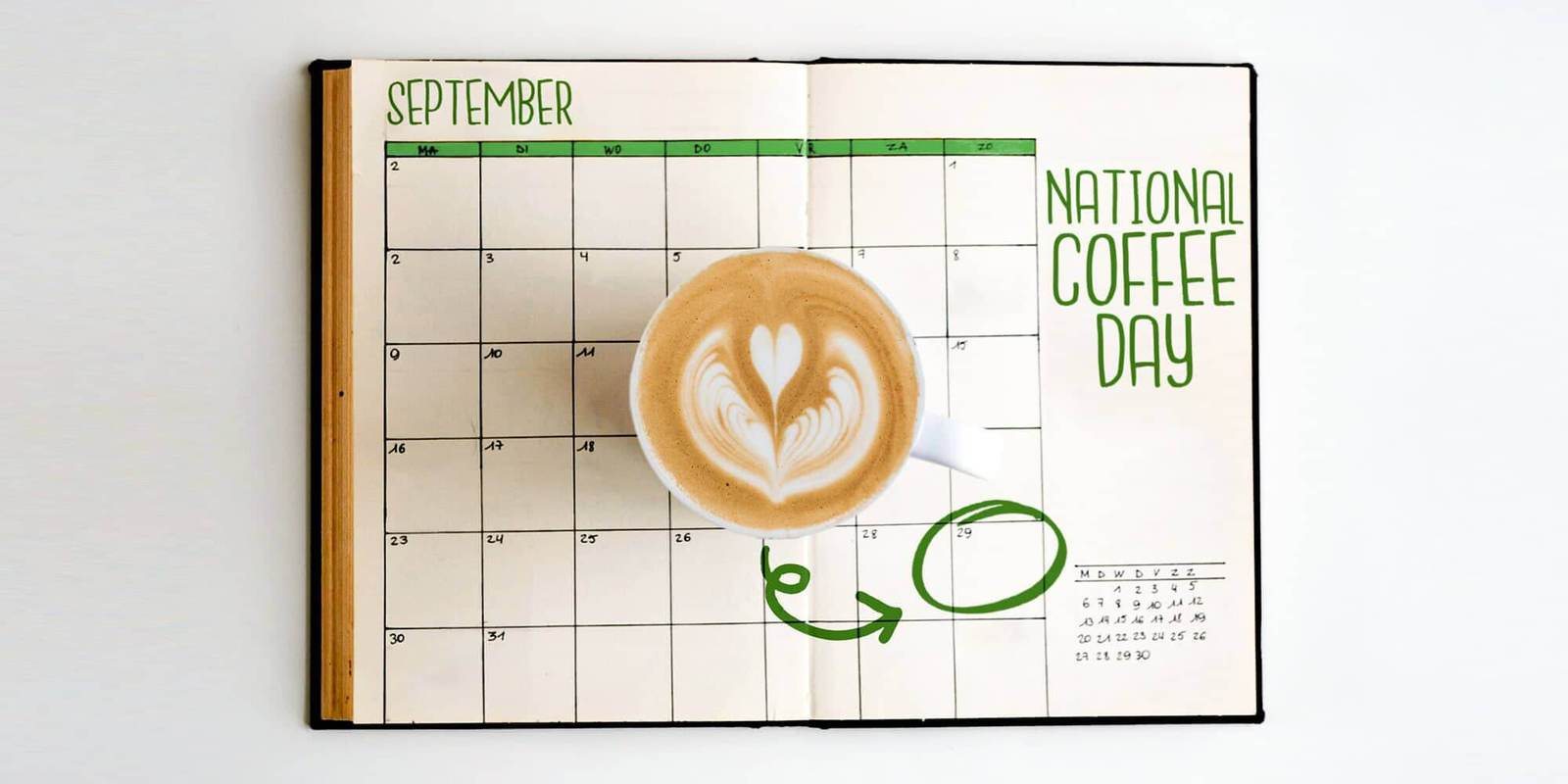 National Coffee Day 2018 – Don't Miss Out On September 29th