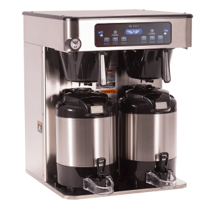 Bunn ICB Twin filter coffee machine side view