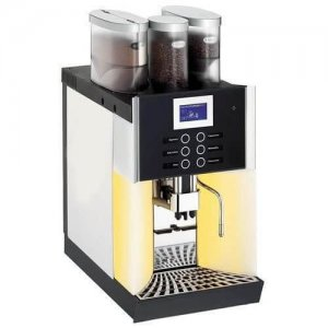 WMF Presto bean to cup coffee machine Side View