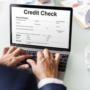 credit check for commercial coffee machine lease