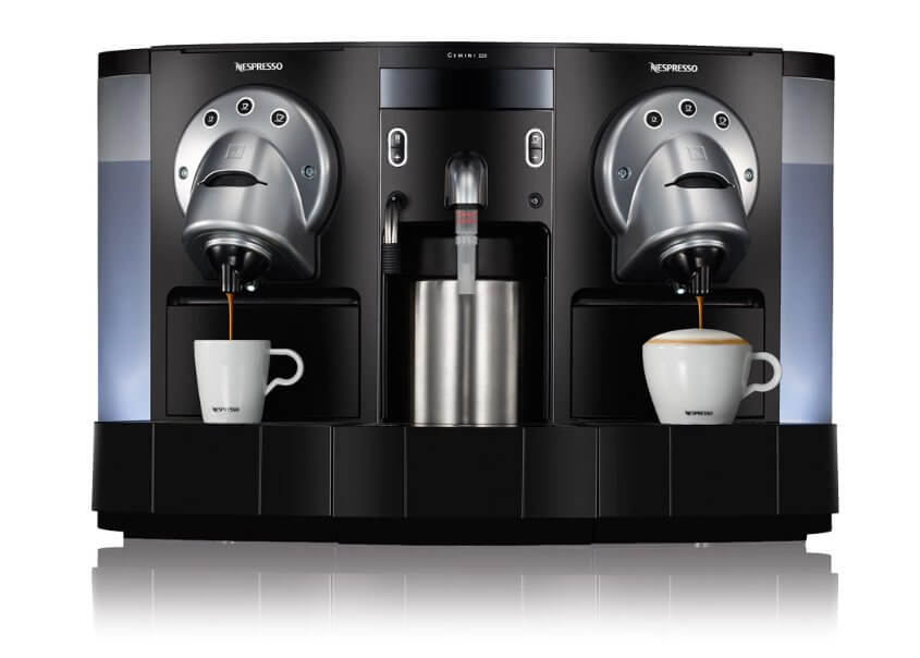 Nespresso Gemini 220 Pod coffee machine