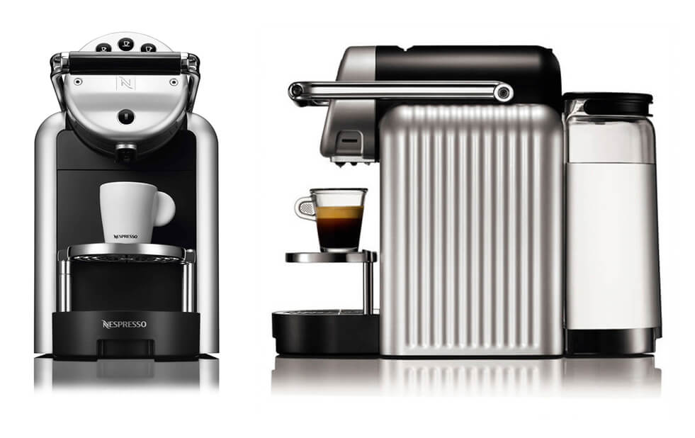 Nespresso Zenius Pod coffee machine