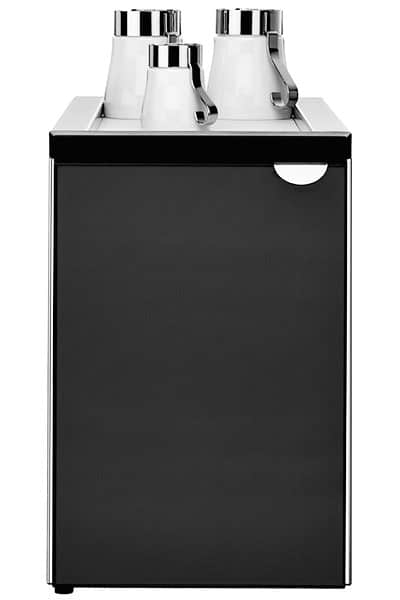 WMF 6.5 litre chiller with milk sensor and side hose on left or right