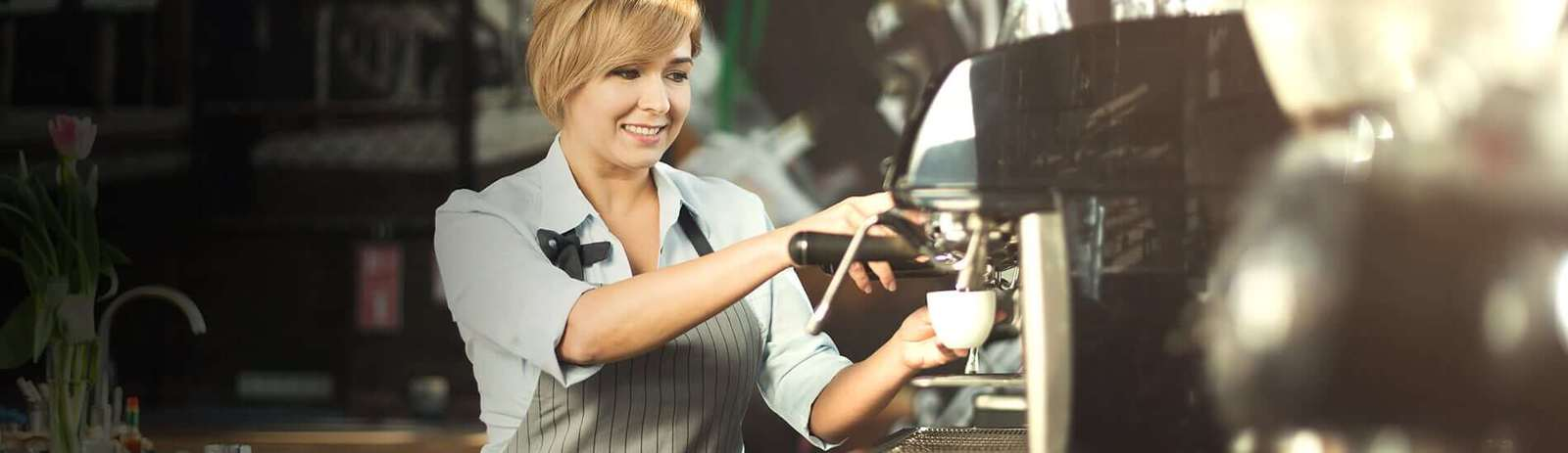 commercial coffee machines for cafes