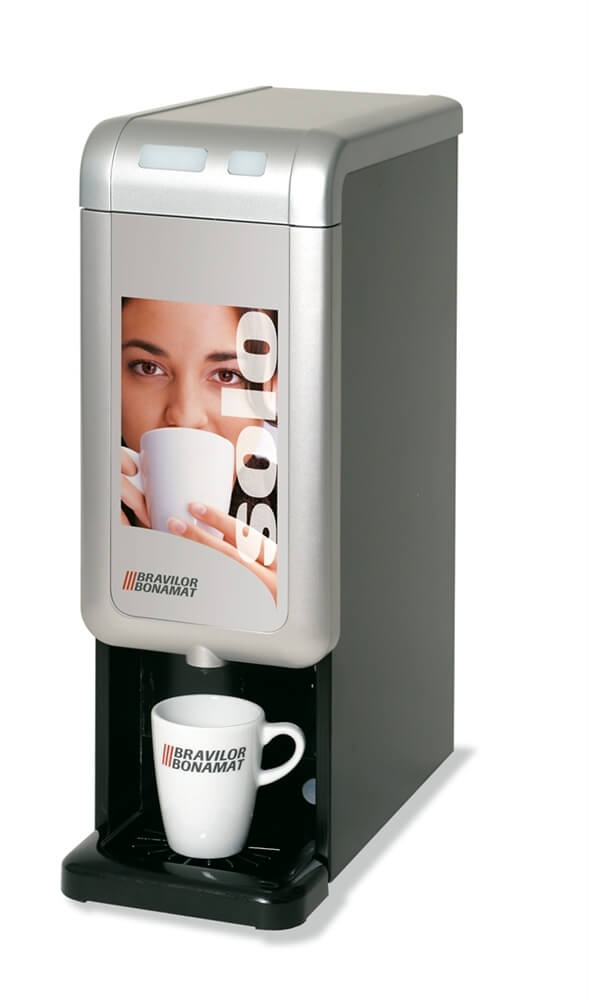 Bravilor Bonamat Solo instant coffee and hot chocolate machine