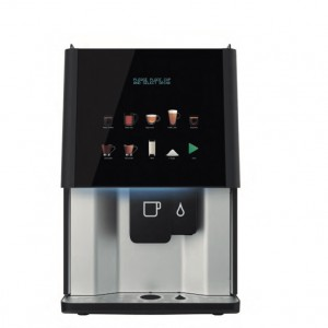 Coffetek Vitro S3 bean to cup machine front view