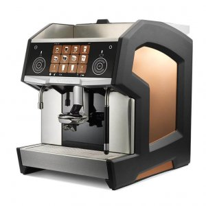 Eversys Cameo C'2 bean to cup machine in Earth side view