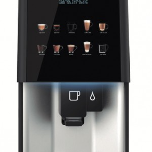 Coffetek Vitro M3 bean to cup coffee front view