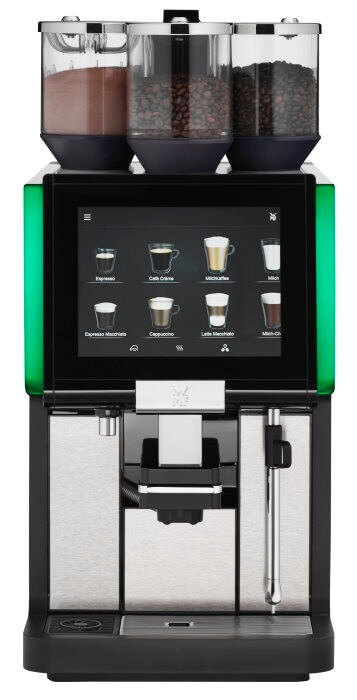 Commercial Coffee Machine Recommender