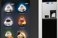 Necta Canto Touch Drinks Machine alt-1