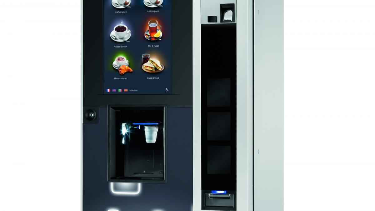 Necta Canto Touch Drinks Machine alt-3