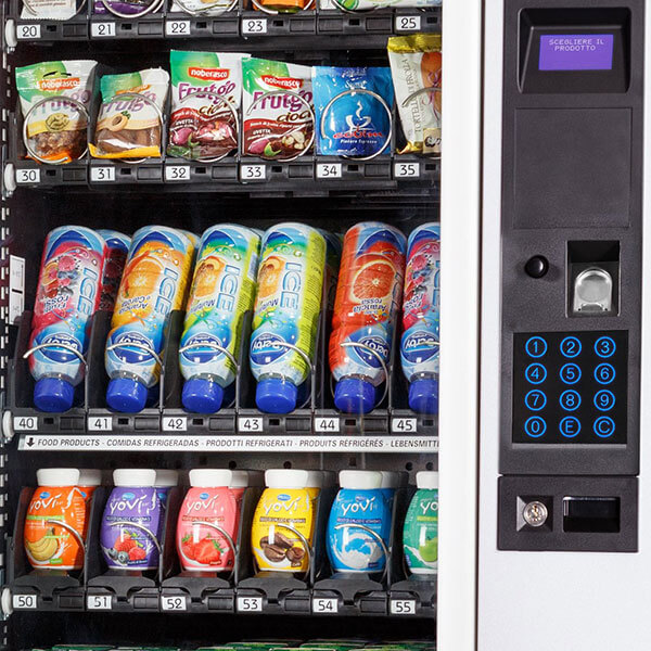 Necta Jazz Snack and Drink Vending Machine alt-2