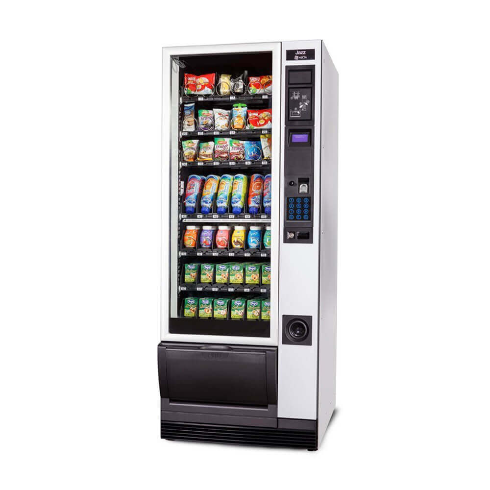 Necta Jazz Snack and Drink Vending Machine