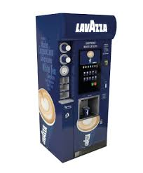 Westomatic Sigma Touch Hot Cold Drinks Vending Machine alt-3