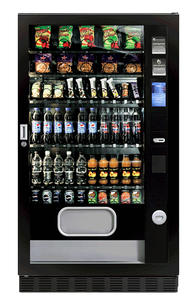 Vending Machine Recommender